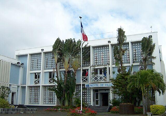 Mairie de Saint-Benoit La Réunion