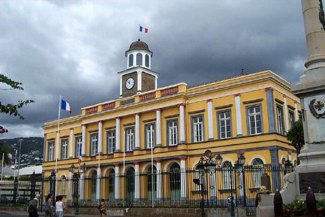 Saint-Denis ancien Hôtel de Ville
