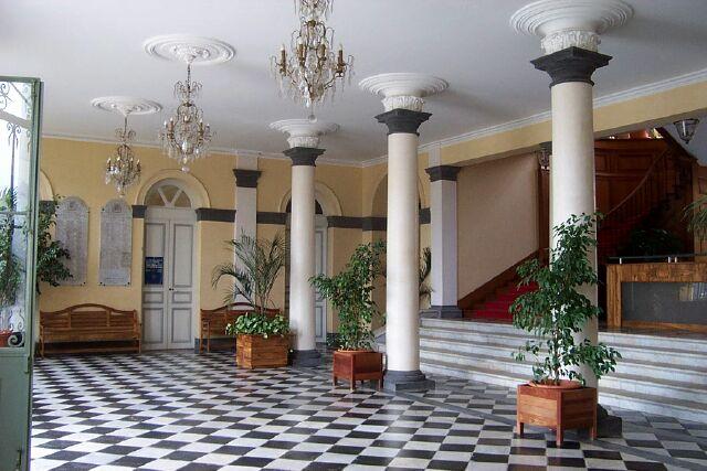 Vestibule Hôtel de Ville de Saint-Denis