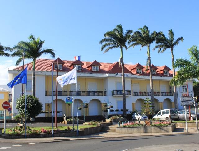Mairie Saint-Joseph La Réunion