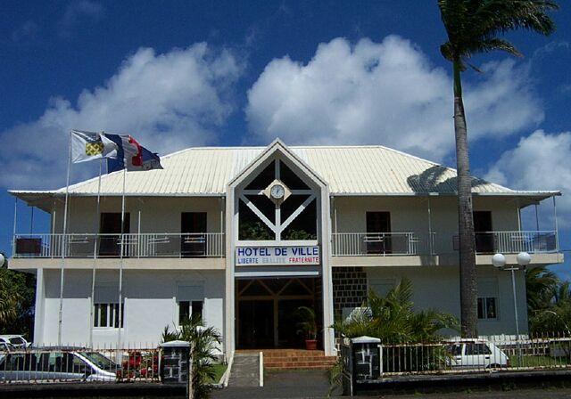 Mairie Saint-Philippe La Réunion