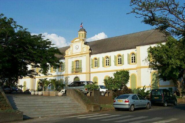 Mairie de Saint-Pierre La Réunion
