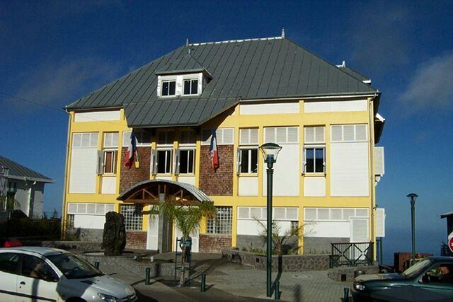 Mairie Trois-Bassins La Réunion