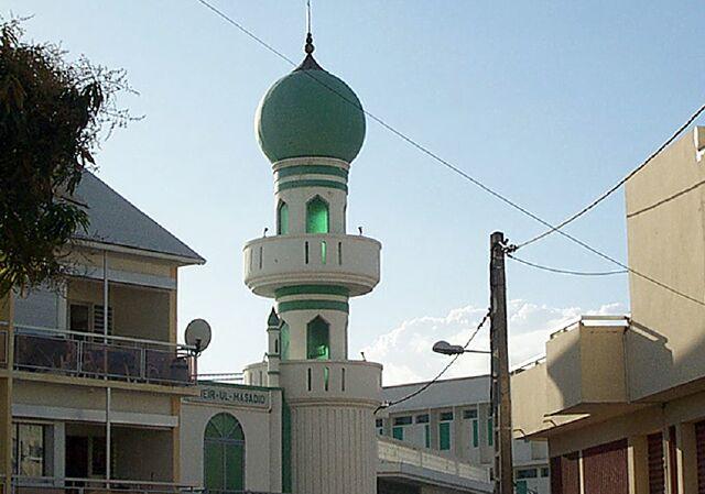 Mosquée Le Port
