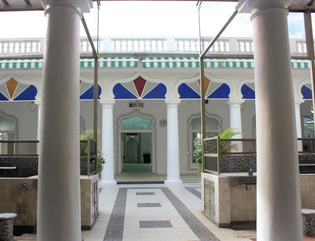Mosquée Noor al Islam Saint-Denis La Réunion