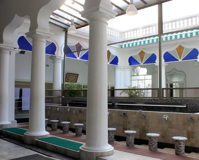 Mosquée Noor al Islam.
