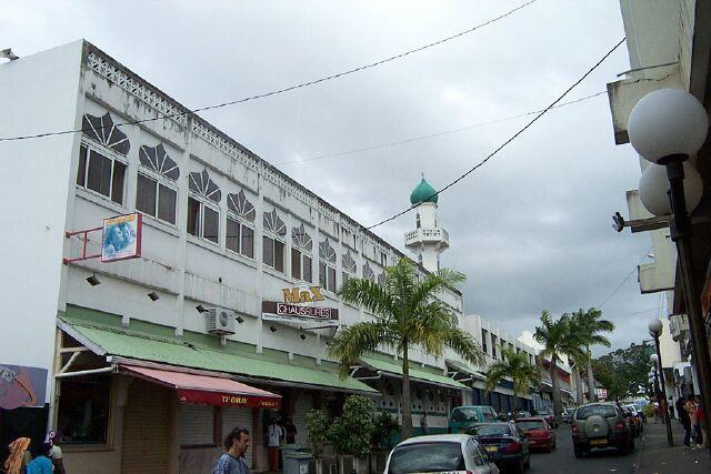 Mosquée de Saint-André La Réunion