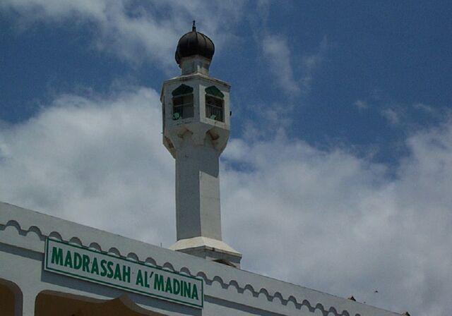 Masdjid Al Madina des Lataniers - mi aime a ou - - masdjid ...