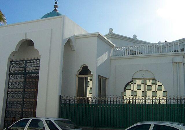 Mosquée de Saint-Louis La Réunion