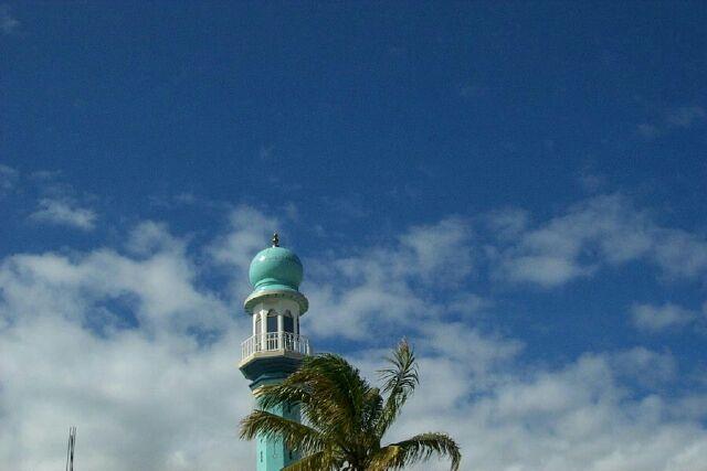 Mosquée Masdjid Mubarack de Saint-Louis