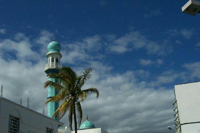 Mosquée Saint-Louis