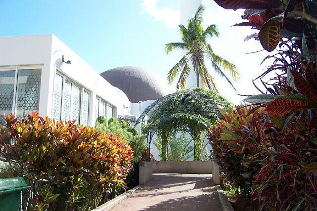 Mosquée Atyaboul Massadjid Saint-Pierre île de La Réunion