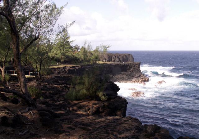 Cap Méchant Saint-Philippe île de La Réunion