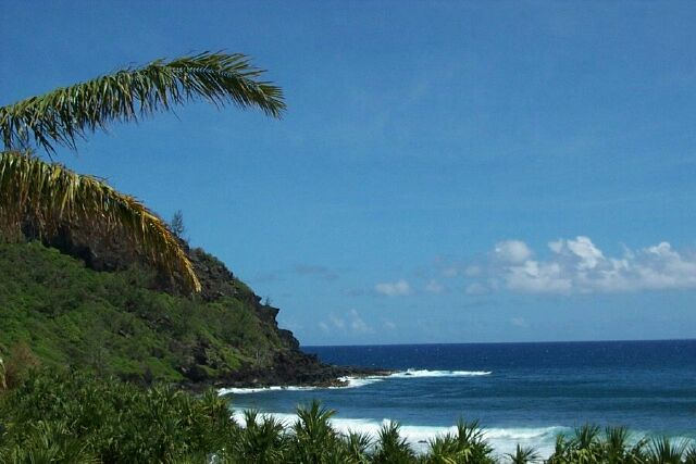 Grande Anse Petite île
