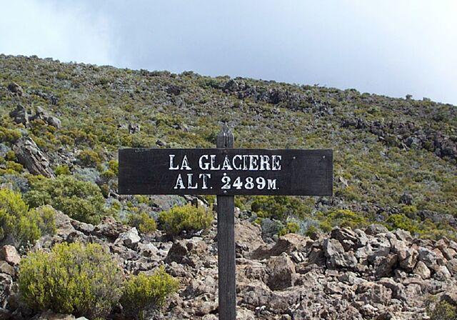 La Glacière Le Maïdo. Randonnée
