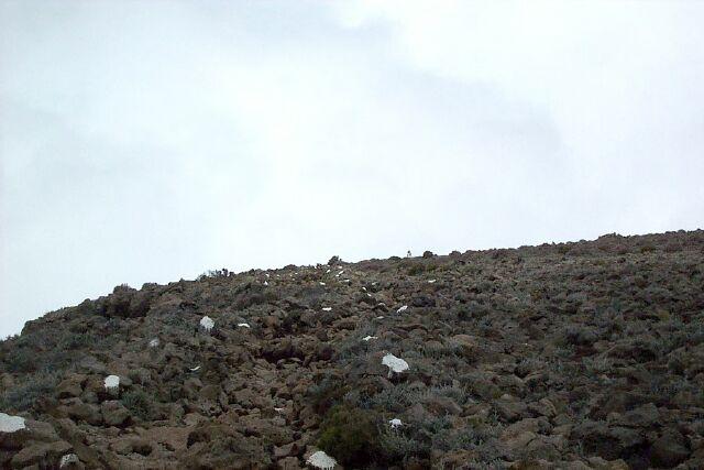 Sentier du Grand Bénare, randonnée
