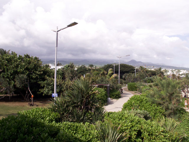 Jardin de la Plage de Saint-Pierre