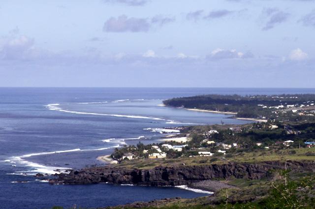 Lagon de l'hermitage La Réunion