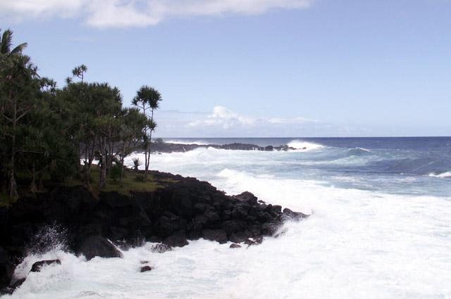 Côte Le Baril La Réunion