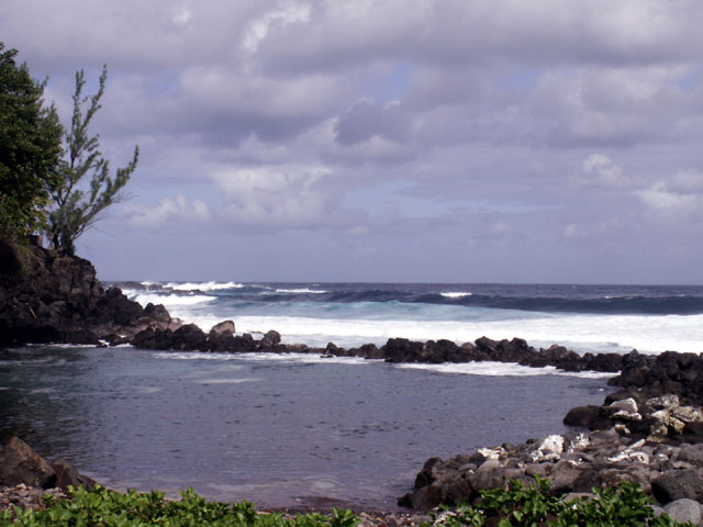 Manapany les Bains île de La Réunion