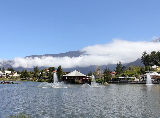 Mare à Joncs Cilaos La Réunion