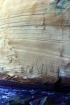 Cap Jaune curiosité géologique.