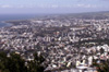 Vue sur le quartier de Bellepierre à Saint-Denis La Réunion