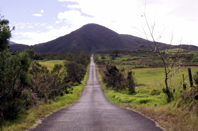 Paysage de la Plaine des Cafres La Réunion