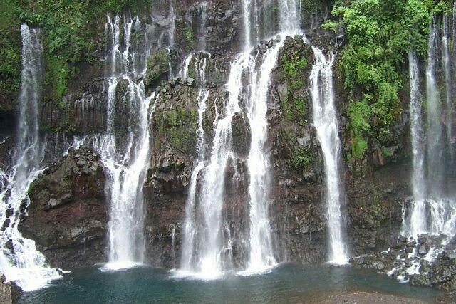 Rivière Langevin Saint-Joseph île de La Réunion