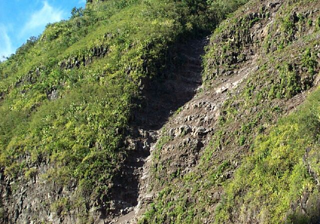 Route de Cilaos
