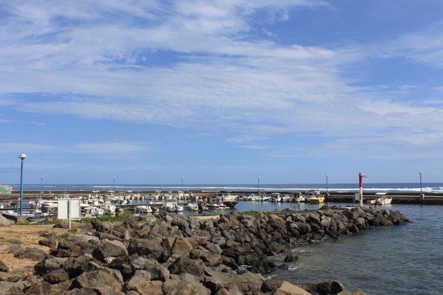 Saint-Leu, le port