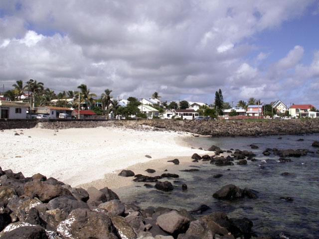 Plage de Terre-Sainte Saint-Pierre