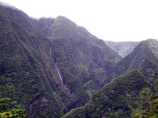 Vallée de Takamaka île de La Réunion
