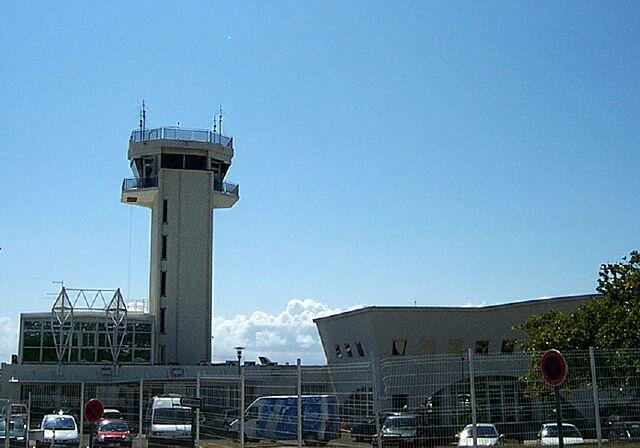Aéroport Roland Garros Sainte Marie La Réunion