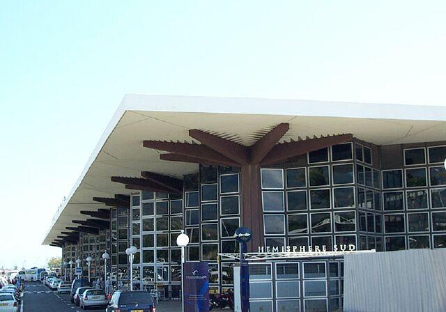 Aéroport Roland Garros Sainte-Marie La Réunion