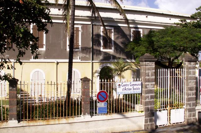 Ancienne gendarmerie Saint-Pierre La Réunion