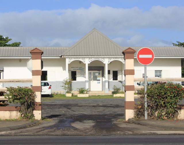 Bibliothèque Champ Borne Saint-André.