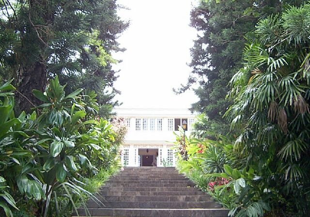 conservatoire Botanaique National de Mascarin