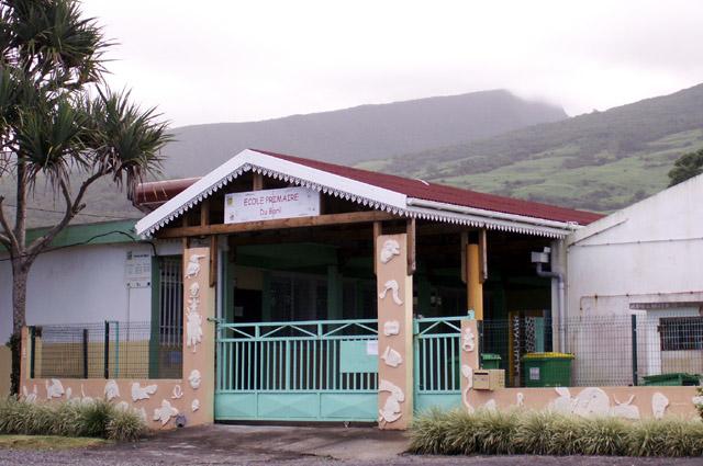 école primaire Le Baril La Réunion