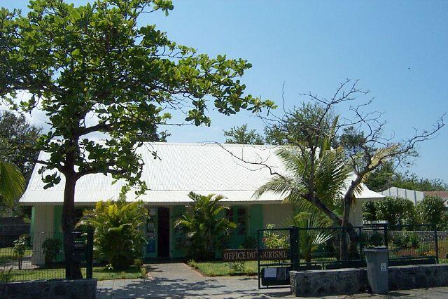 Étang-Salé ancienne gare sncf