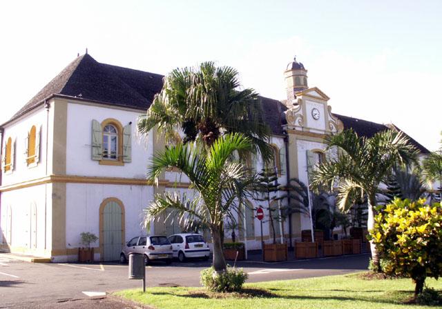 Hôtel de ville de Saint-Pierre île de La Réunion