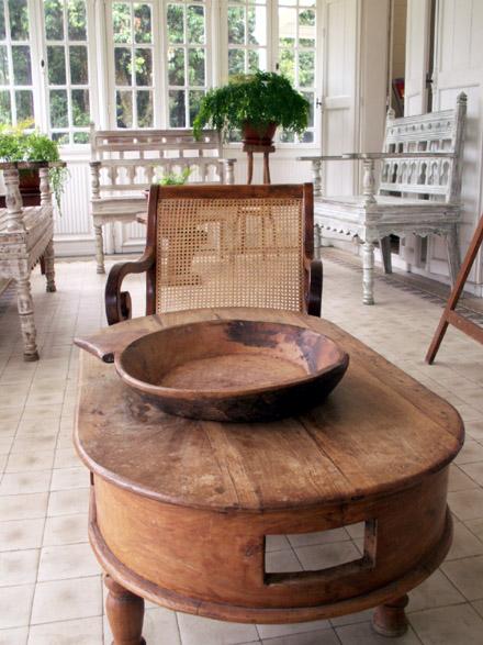Maison Martin Valliamé meubles de la varangue