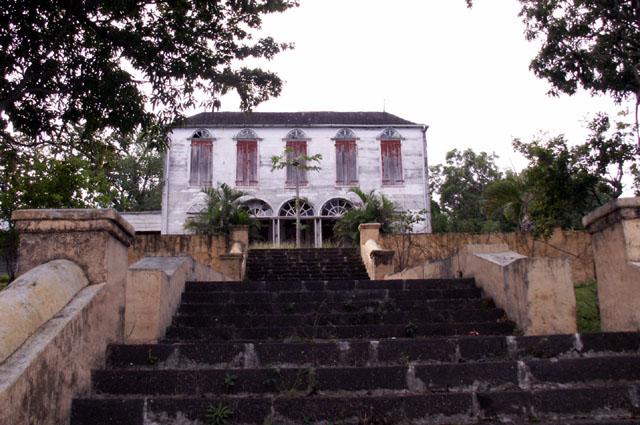 Domaine de Maison Rouge Saint-Louis île de La Réunion