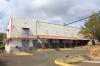 Bureaux et magasins des sucreries de Bourbon à  Stella Matutina, Saint-Leu.