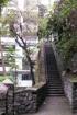 Escalier Ti quat sous quartier La Rivière à Saint-Denis La Réunion