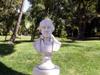 Buste de Joseph Hubert Jardin de l'État Saint-Denis La Réunion