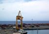 Le Port de la Ville du Port vue