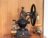 Maison Folio : Moulin à café.