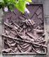 Bas-relief :  Statue Mahé de La Bourdonnais Saint-Denis La Réunion