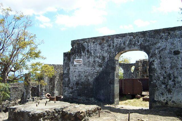 Musée de VILLELE, ruine de la sucrerie